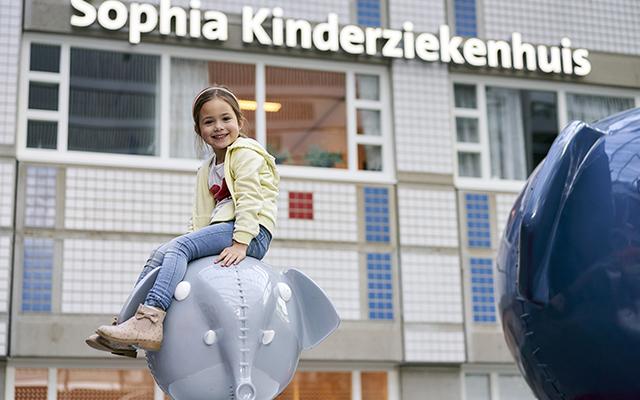 Knuffel voor het Sophia Kinderziekenhuis : Knuffel voor het Sophia Kinderziekenhuis